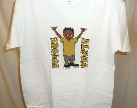 Alpha Phi Alpha Children's T-Shirt