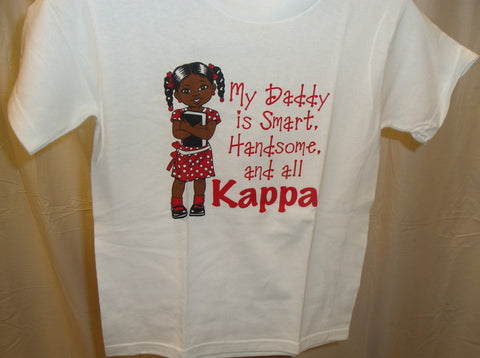 Kappa Alpha Psi Kid's T-Shirt