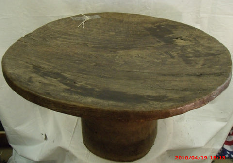 Old Mossi Stool