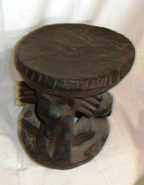 Bamileke Round Shaped Stool