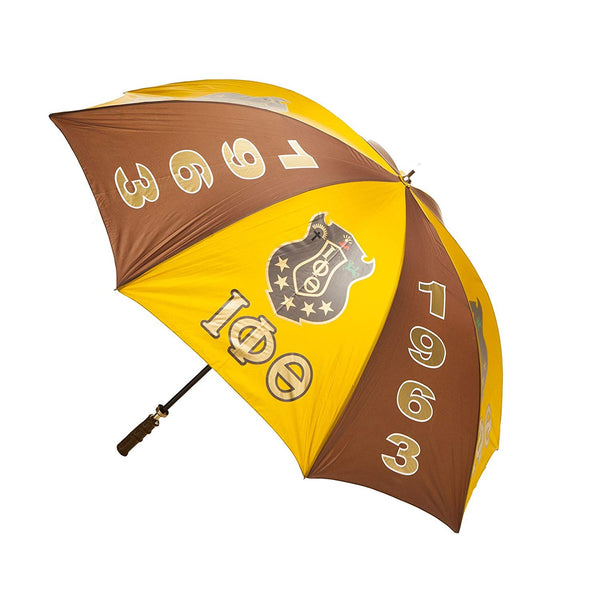"Iota Phi Theta Fraternity Sorority 30"" Jumbo Umbrella"