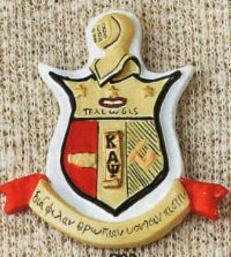 Kappa Alpha Psi Shield Magnet