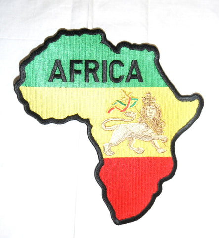 Africa Patch
