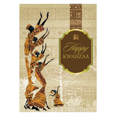 Happy Kwanzaa Assortment Cards