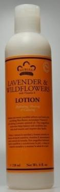 Lavender & Wildflower Lotion