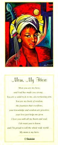 Mom My Hero