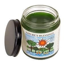Ingredients In Nature S Blessing Hair Pomade