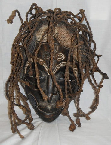 Old Chokwe Mask