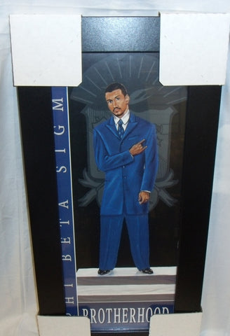 Phi Beta Sigma Picture Frame