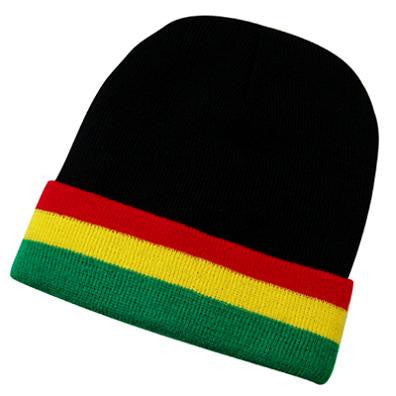 Rasta Cotton Cap