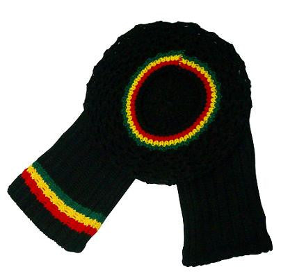Rasta Hat & Scarf Set