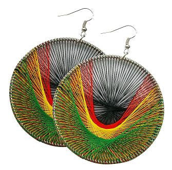 Rasta Style Dream Catcher
