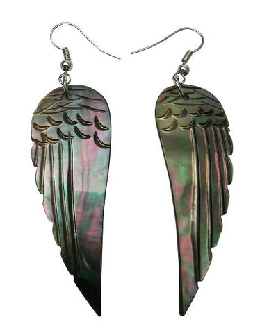 Shell Wings Earrings