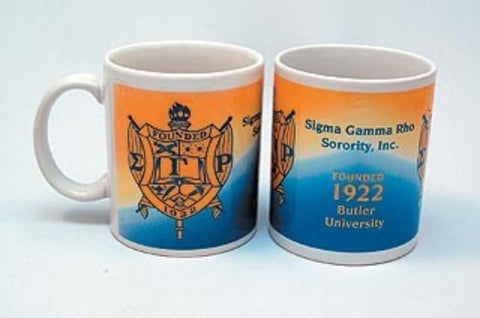 Sigma Gamma Rho Coffee Mug
