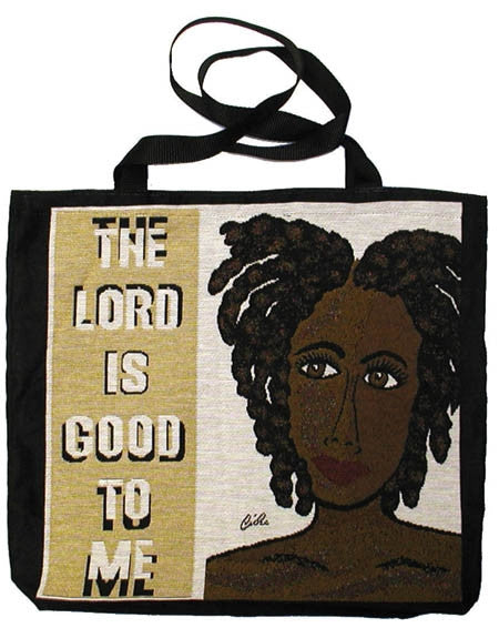 The Lord Is Good To Me(Tote bag)