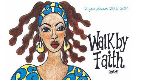Walk By Faith Planner