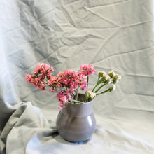 Load image into Gallery viewer, Small Grey Ball Shaped Vase