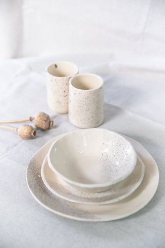 Imperfectly Perfect Dinnerware | Made-to-order