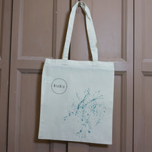 Load image into Gallery viewer, Chaos Tote Bag NieNie