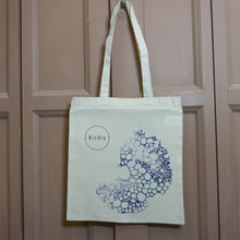 Load image into Gallery viewer, Blue Lagoon Tote Bag NieNie