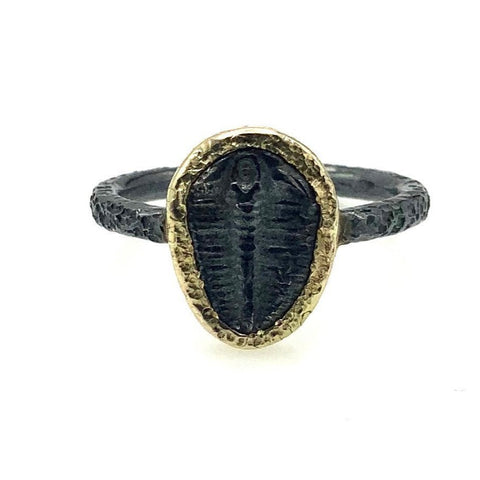 Trilobite Ring