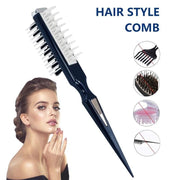 Back Comb Brush - GirlsCrazy