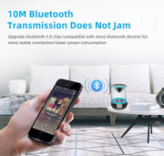 Bluetooth Wireless Speakers Dtech-RL - GirlsCrazy