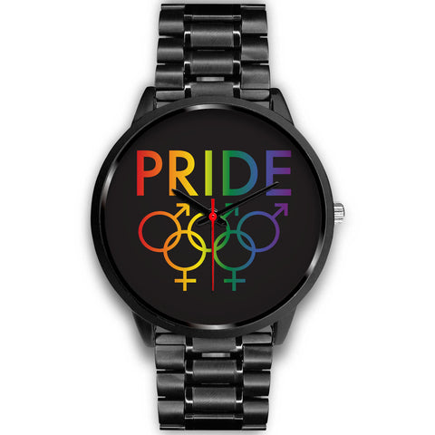Tribe of the Union Rings Mix Gender Identity LGBT Pride Watch