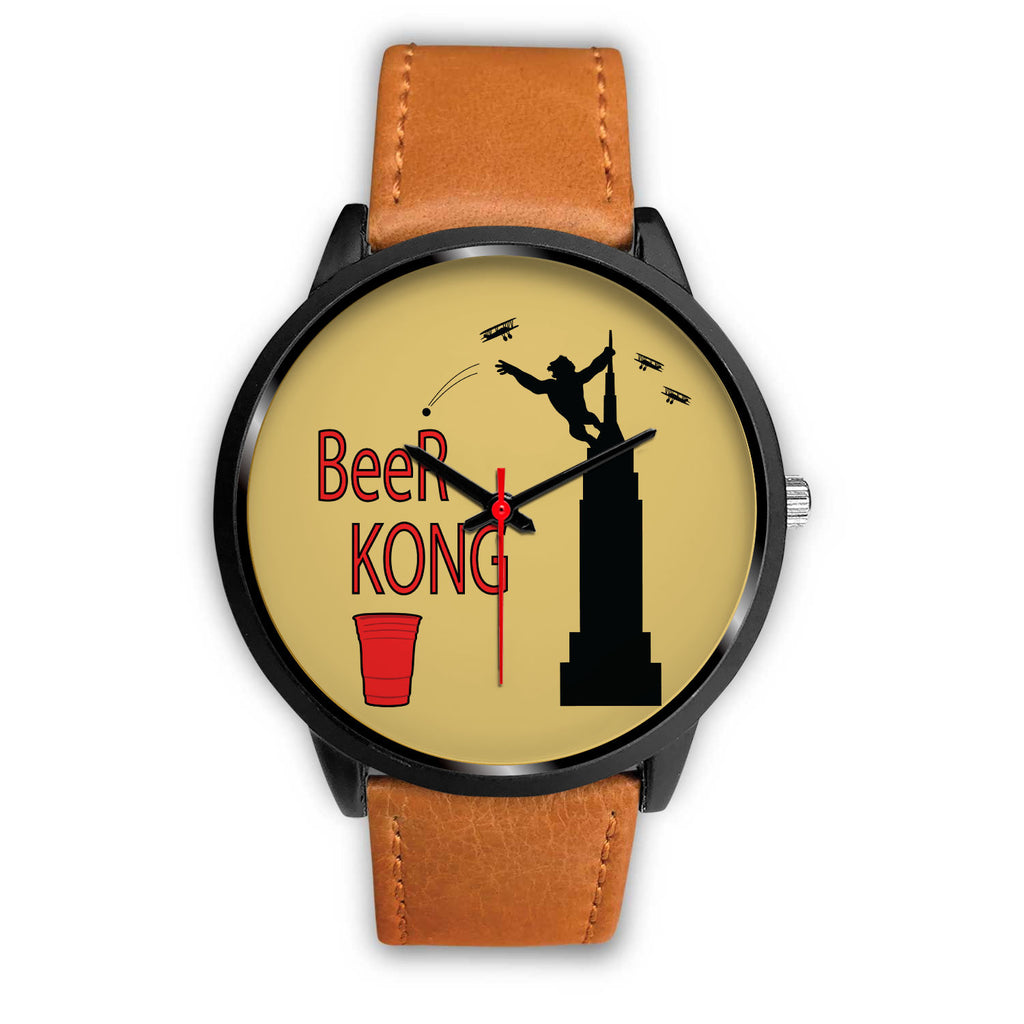 Beer Kong Bar-themed Custom Design Watch