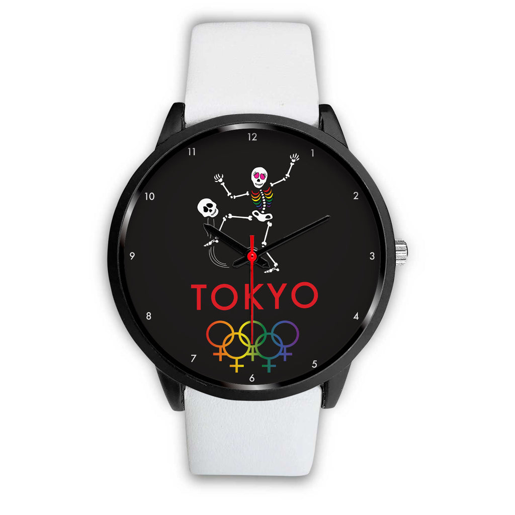 Tribe of the Union Rings Female Gender Tokyo 2020 Women's Soccer Watch