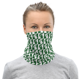 Michigan State Spartan Football Neck Gaiter
