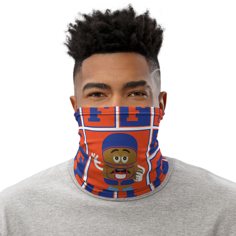 Florida Taters Football Neck Gaiter