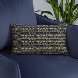 The Quarantine Grille Basic Pillow