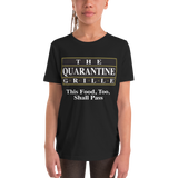 The Quarantine Grille Youth Short Sleeve T-Shirt