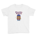 Florida Taters Football Youth Short Sleeve T-Shirt