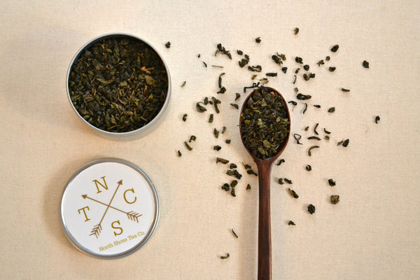 Gunpowder Green Tea, Loose Tea