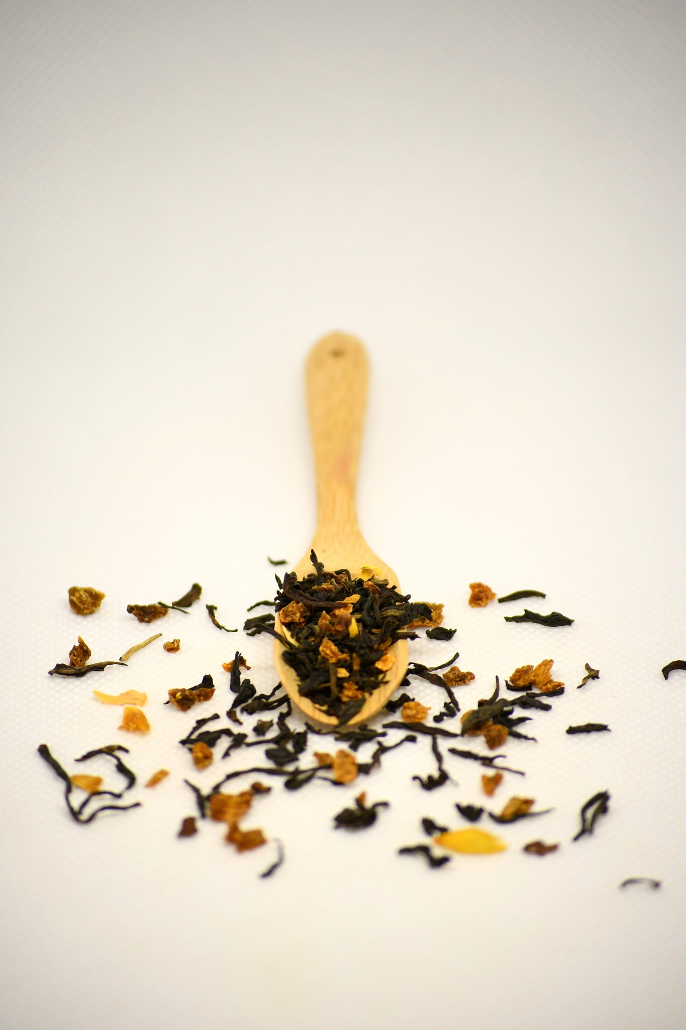 """Morning, Sunshine!"" Black Tea with Sweet Orange Peel, Loose Tea"