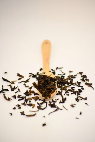 """It's Bean Oolong"" Vanilla Black Tea, Loose Tea"