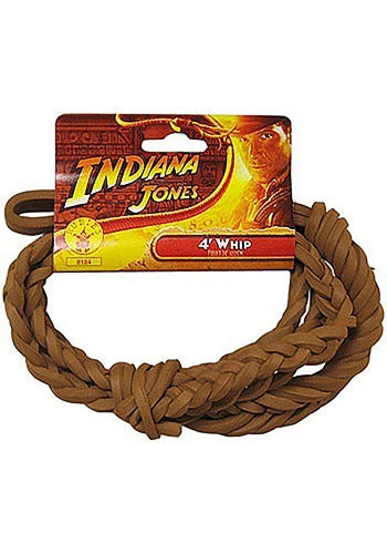 4FT INDIANA JONES WHIP