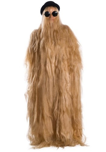 Adult Addams Family Cousin Itt Costume