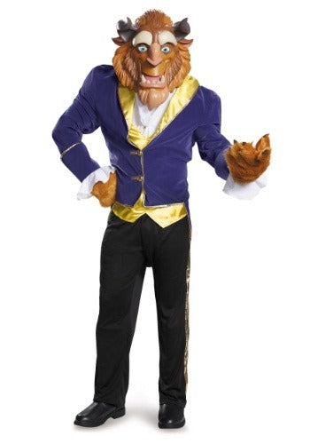 Ultra Prestige Beauty and the Beast Adult Beast Costume
