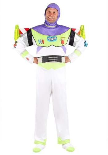 DELUXE DISNEY TOY STORY BUZZ LIGHTYEAR COSTUME FOR ADULTS