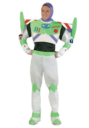 ADULT PRESTIGE BUZZ LIGHTYEAR COSTUME