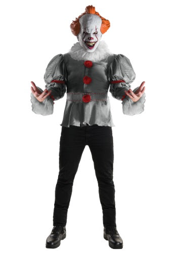Deluxe IT Movie Pennywise Adult Costume