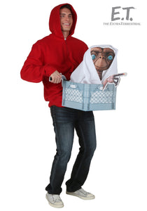 ADULT E.T. ELLIOTT COSTUME KIT