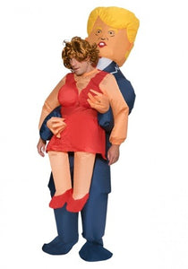 INFLATABLE PRESIDENTIAL ADULT PICK ME UP COSTUME