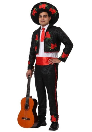 ADULT MEN'S MARIACHI COSTUME
