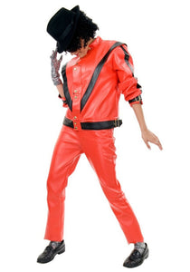 ADULT MICHAEL JACKSON THRILLER JACKET COSTUME