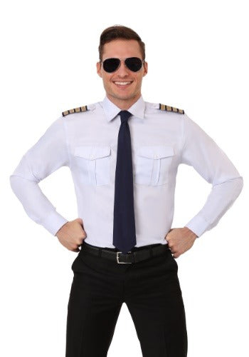 ADULT PILOT LONG SLEEVE SHIRT