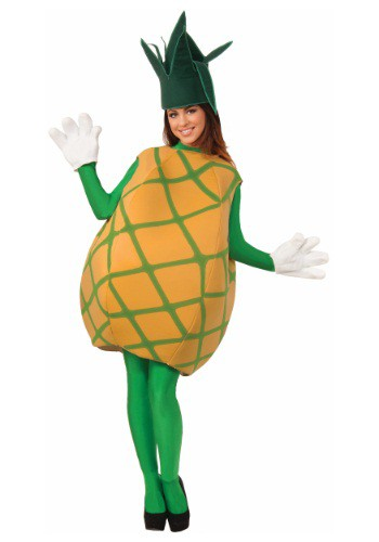 ADULT PINEAPPLE COSTUME